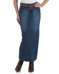 Wrangler® Ladies' Classic Fit Skirt