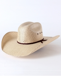 Rodeo King® Spotted Sheridan Rio Straw Hat