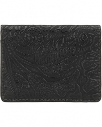 American West® Ladies' Bandana Amour Folded Snap Wallet