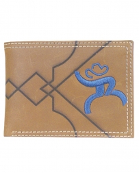 Hooey® Men's Roughy Bi-Fold Wallet
