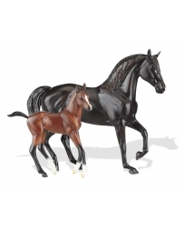 Breyer® Morgan Mare & Foal Set