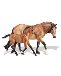 Breyer® Kids' Dartmoore Mare & Foal Set
