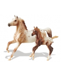 Breyer® Kids' Appaloosa Mare & Foal Set