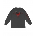 Wrangler® Men's Long Sleeve Steer Head Tee