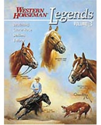 Western Horseman® Books - Legends, Vol. 3