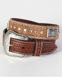 "Girls' Dakota"" Brown Hair On Belt"""