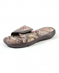 Under Armour® Girls' Ignite Camo VII Sandal