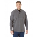 Riggs Workwear® By Wrangler® Men's Thermal Henley - Big & Tall