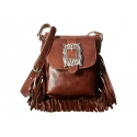 American West® Ladies' Eagle Feather Crossbody Bag