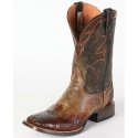 Stetson® Men's Tooled Wingtip Boots