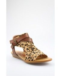 Blowfish® Girls' Balla- Leopard Sandals