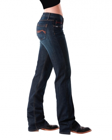 "Cruel® Ladies' ""Janie"" Low Rise Jeans - Slim"