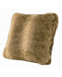 HiEnd Accents® Faux Fur Pillow