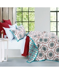 HiEnd Accents® Sonora Quilt Set Queen