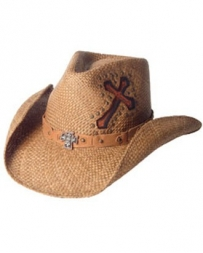 Bullhide® Living On A Prayer Straw Hat