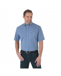 Wrangler® 20X® Men's Advance Comfort Plaid Shirt