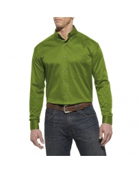 Ariat® Men's Solid Twill Shirt