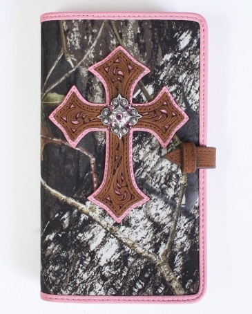 Mossy Oak® Camo Bible Cover - Small