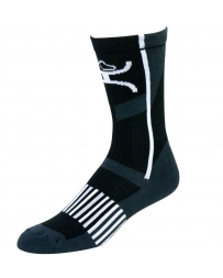 Trenditions® Men's Hooey Mid Calf Perform Socks