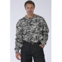 Cinch® Men's WRX FR Digi Camo Long Sleeve Tee