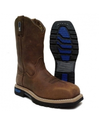Cinch® Men's Ceramic Safety Toe Waterproof Work Boot