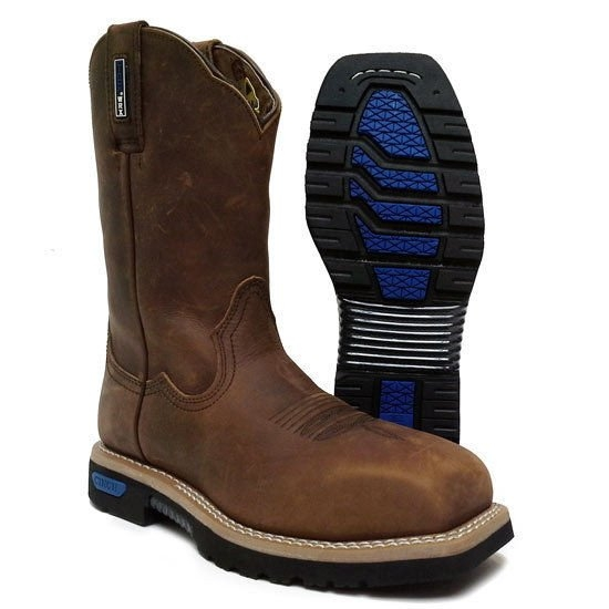 ea707be2fea Cinch® Men's Ceramic Safety Toe Waterproof Work Boot