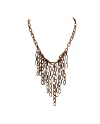 Gypsy Soule® Ladies' Mixed Metal Necklace