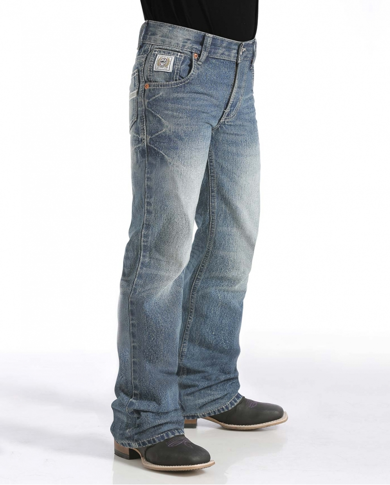 Cinch Boys White Label Regular Jeans