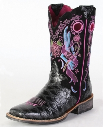 Ariat® Ladies' Rodeobaby Rocker Boots