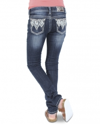 Grace in LA Girls' Soliana Skinny Jeans