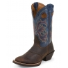Justin 174 Men S Stampede Punchy Boots Fort Brands