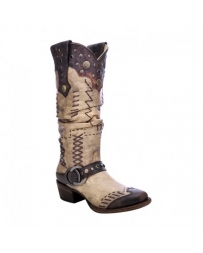 Corral Boots® Ladies' Slouch & Studded Harnes Boots