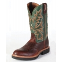 "Twisted X Boots® Men's Pull On Work Boot ""U"" Toe"
