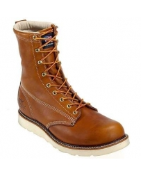 "Thorogood Work Boots® Men's 8"" America Heritage Wedge Steele Toe Boots"