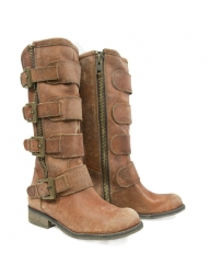 Corral Boots® Ladies' Tall Top Buckle Boots
