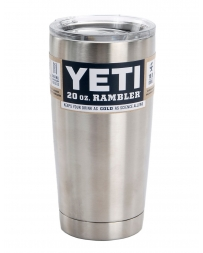 Yeti® Rambler with Lid - 20oz