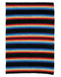 El Paso Saddle Blanket® Serape Blanket - 5 X 7