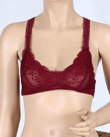 Younique® Ladies' Racerback Lace Bralette