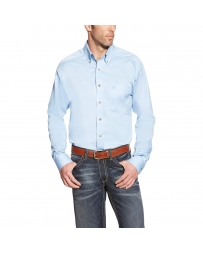 Ariat® Men's Long Sleeve Solid Shirt - Big & Tall