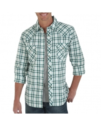 Wrangler® 20X® Men's Long Sleeve Snap Shirt