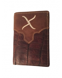 Twisted X Boots® Men's Tri-Fold Wallet