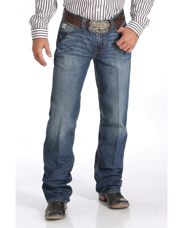Cinch® Men's Grant Mid Rise Relaxed Boot Cut Jeans