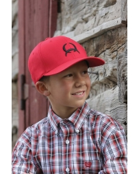 Cinch® Boys' Felx Fit Logo Cap
