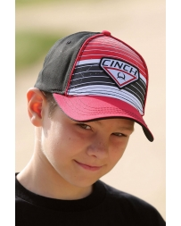 Cinch® Boys' Trucker Logo Cap