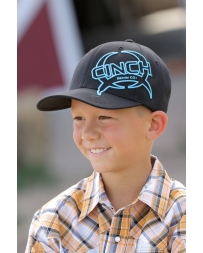 Cinch® Boys' Flex Fit Logo Cap