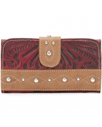 American West® Ladies' Over Rainbow Wallet