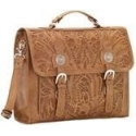 American West® Stagecoach Briefcase