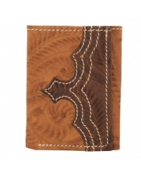 American West® Men's Tri-Fold Wallet