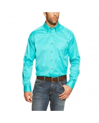Ariat® Men's Solid Twill Shirt - Big and Tall