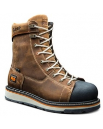 Timberland PRO® Men's Gridworks Wedge Waterproof Boots
